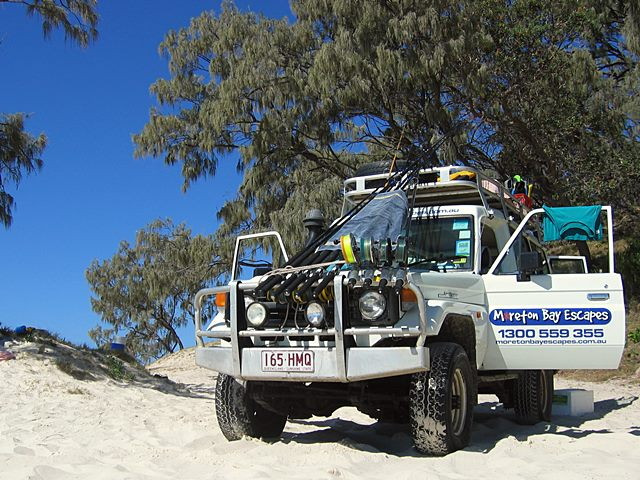 4WD Tour Vehicle